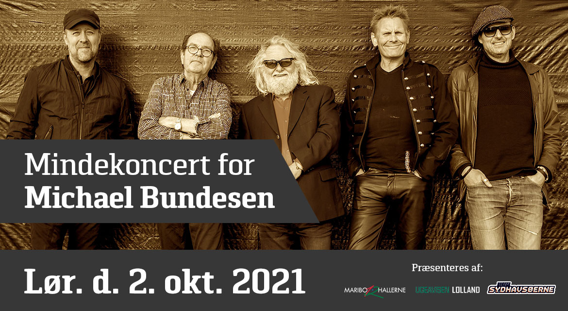 You are currently viewing MINDEKONCERT FOR MICHAEL BUNDESEN 2021