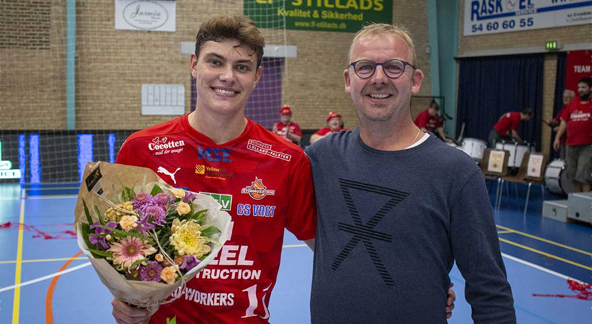 Read more about the article NY 8-MÅLS SEJR I MARIBO