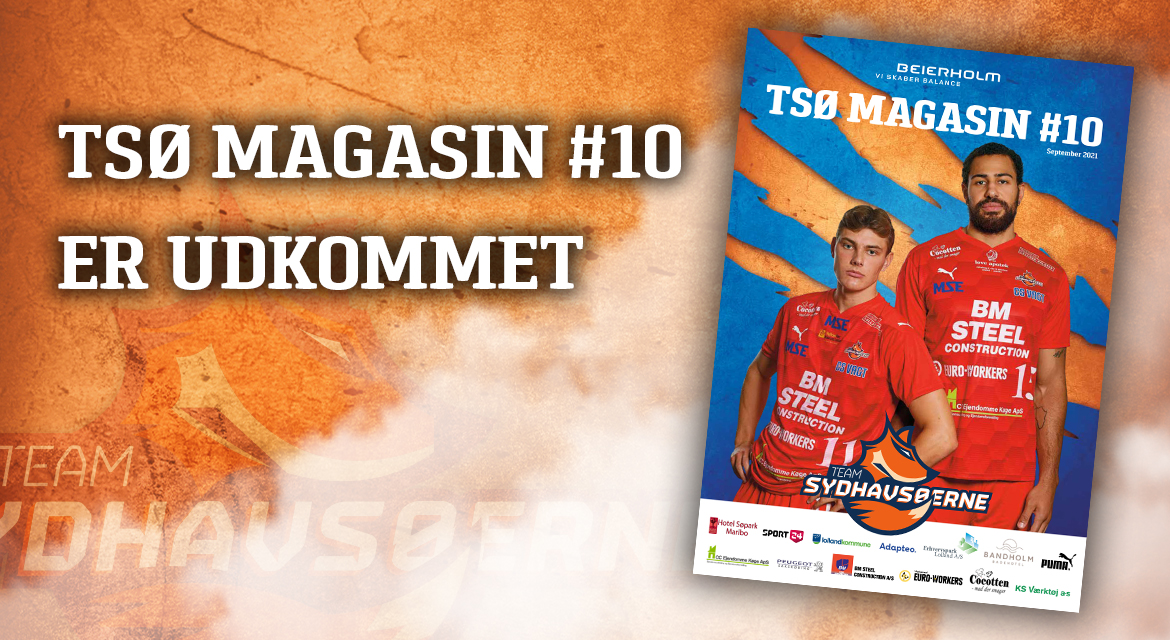Read more about the article TSØ MAGASIN #10