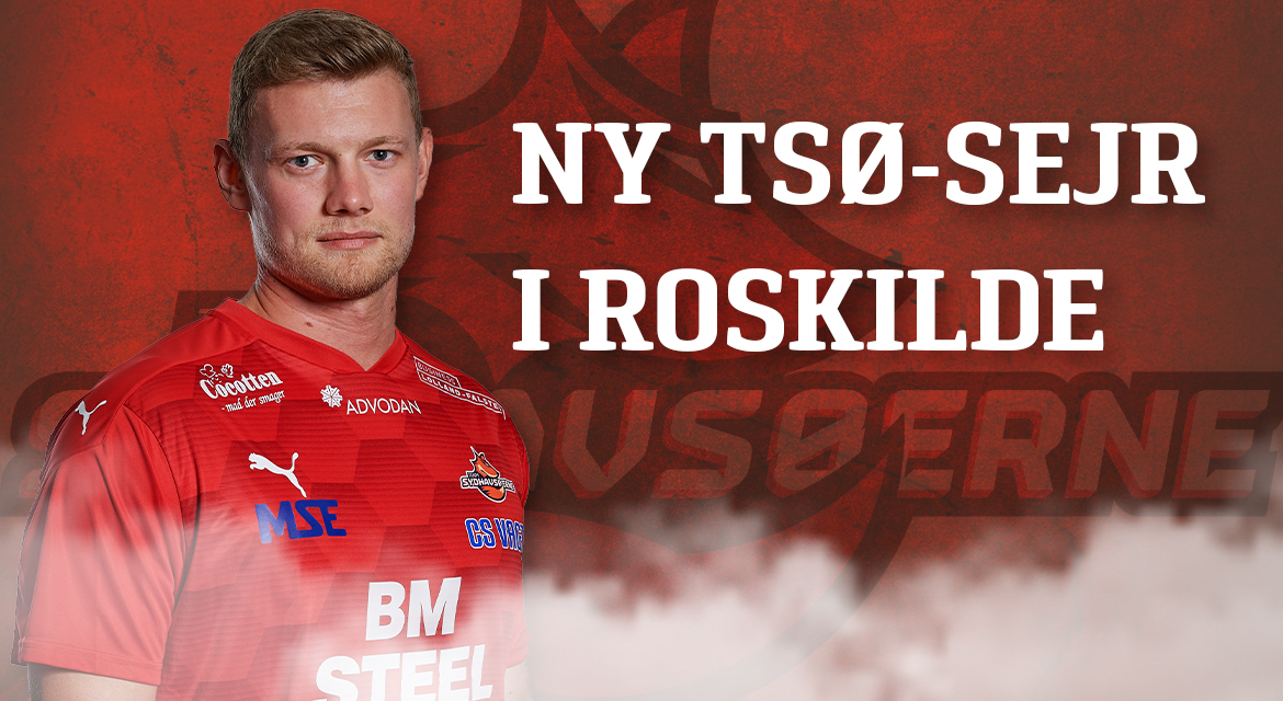 Read more about the article NY TSØ-SEJR I ROSKILDE