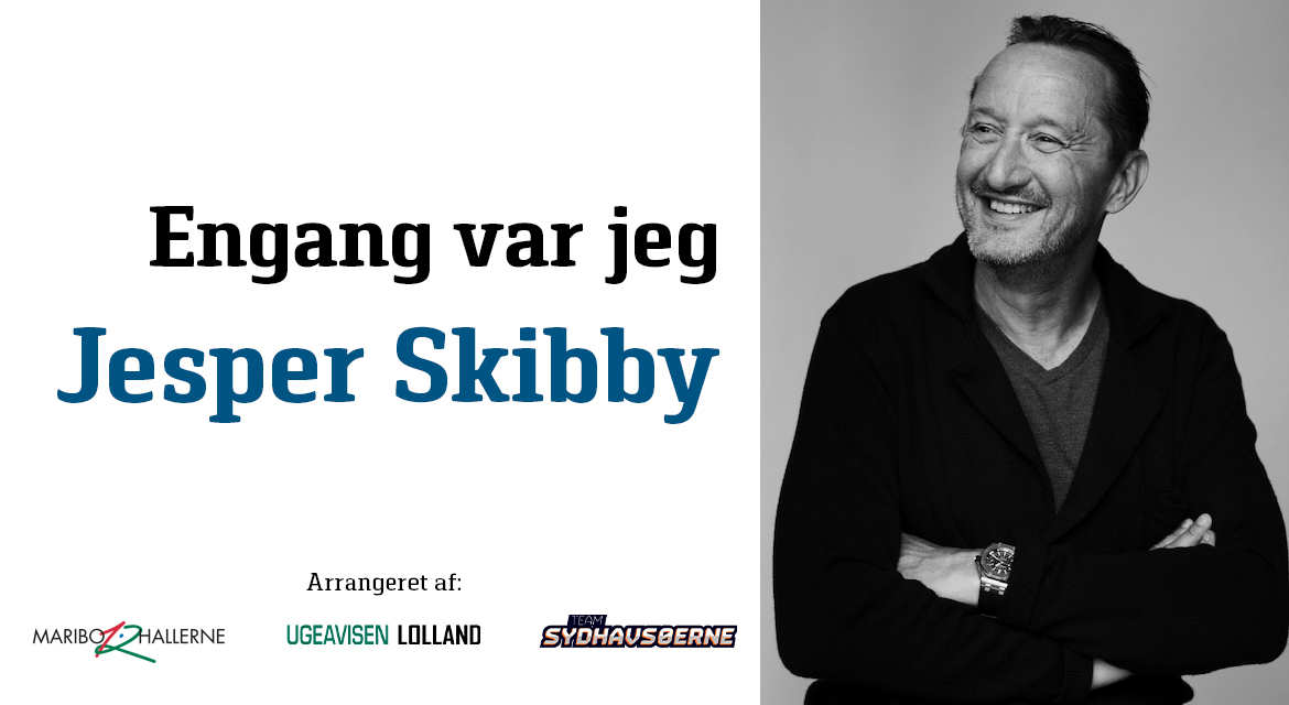 Read more about the article Foredrag med Jesper Skibby
